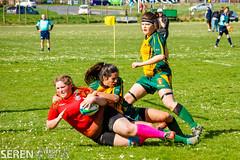 2017:03:25 14:20:32 (serenbangor) Tags: 2017 aberystwyth aberystwythuniversity bangoruniversity seren studentsunion undebbangor varsity rugby rugbyunion sport womens