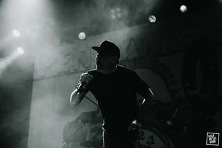 Pennywise @ Groezrock / Shot by Doug Elliott