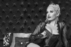 Kat Foxx Pinup Model (katfoxxpinupmodel) Tags: kat foxx katfoxx katfoxxpinup katfoxxpinupmodel pinup pinupgirl pinupmodel pinuphair vintagehair vintage retro rockabilly 50s 40s 1950s 1940s mermaid mermaidhair studio model photoshoot glamour corset underwear lingerie happy smile smiling laugh laughing fun fan fandance dance dancing burlesque burlesquedancer dancer showgirl pose posing noir blackandwhite bnw mono cheeky sultry moody night nightgown gown robe lace bed bedtime boudoir bedroom