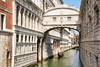Bridge of Sighs (Ponte dei Sospiri) - Venice (andrebatz) Tags: venice venezia veneza bridge sighs ponte dei sospiri italy italia war sea chanel canal water lord byron nikon d710 travel landscape sunny day sigma 18 300 mm ngc