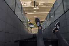 17th Floor (Victor Lasheras Photography) Tags: freefall fall buildings stair 17 floor piso edificio skyscraper rasca cielos sky escaleras