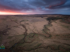 Clodhall Aerial Sunset (James G Photography) Tags: uploadedviaflickrqcomaerial drone sunset peakdistrict peaks derbyshire gardomsedgeaerialbigmoorclodhalllanederbyshiredjidronemoorlandmoorspeakdistrictpeaksphantom4stunningsunsetwhiteedgebaslowenglandunitedkingdom