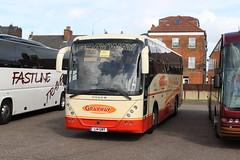 Grayway Holidays, L14GWY (Chris GBNL) Tags: graywayholidays grayway bus coach l14gwy sf06vyx volvob12m jonkheeremistral70
