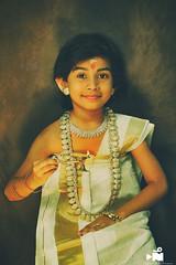 nandhana 2 part (NiThIn Chiryil) Tags: raja ravi varma oil painting creative kerala beauty cute