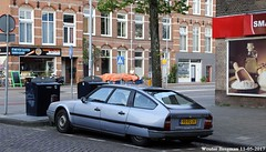 Citroën CX 20 RE 1987 (XBXG) Tags: 95fgjv citroën cx 20 re 1987 citroëncx haarlem nederland holland netherlands paysbas vintage old classic french car auto automobile voiture ancienne française vehicle outdoor