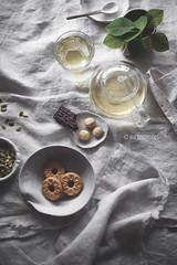 Evening Tea (Ira Rodrigues) Tags: tea glassteapot oolongtea conceptual photography styling canon food