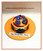 Beyblade Cake #beyblade # #designercake #delhi #fondant #themed #kidscake #newdelhi #boys #kids #sports #gurgaon #noida #customised #personalised #cake #birthday (Cake Central-Design Studio) Tags: firstbrthday designercake delhi fondant themed kidscake