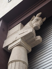 iranian bulls (scotted400) Tags: mumbai bombay india parsi zoroastrian