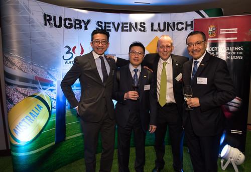 Austcham Hong Kong Rugby Sevens