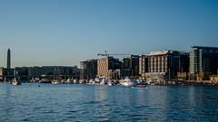 SW Waterfront (Erinn Shirley) Tags: erinncshirley erinnshirley washingtondc hainspoint southwestwaterfont paddlers construction