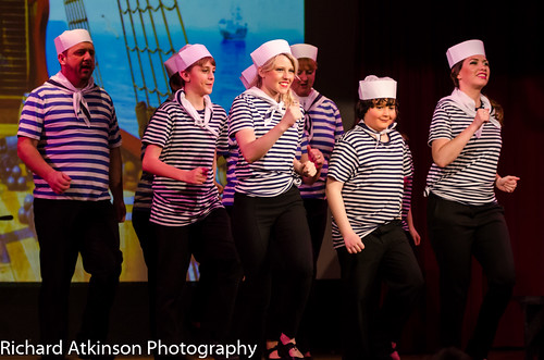 2016 Dick Whittington - In the Navy