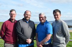 Foyle Sunday Society Golfer of the Prize Winners