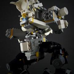 LMK-03 Mecha (Marco Marozzi) Tags: lego legomech legodesign legomecha marco marozzi moc mecha mech walker robot droid drone minifigure