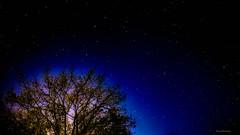 Nachthimmel (Daniel Vierheilig) Tags: langzeitbelichtung canon canon6d sky nachthimmel sterne siegburg nrw germany deutschland 2017