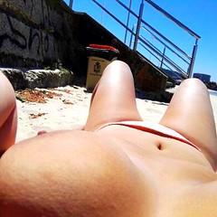 #cuerpo #mujer #playa #desnudez #pecho #sol (albae2) Tags: cuerpo mujer playa desnudez pecho sol