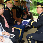 Reinterment demonstrates Army's commitment to soldiers in life and beyond thumbnail