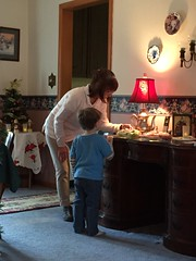 """Aunt Pam with Paul • <a style=""""font-size:0.8em;"""" href=""""http://www.flickr.com/photos/109120354@N07/34372161282/"""" target=""""_blank"""">View on Flickr</a>"""