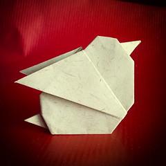 Sparrow, passerotto - Stefano Borroni (Stefano Borroni (Stia)) Tags: origami origamilove papiroflexia folding paper carta piegarelacarta uccellino uccelli bird sparrow arte borroni papierfalten papel