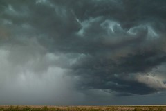 Oklahoma Panhandle storm #6 (matt.clark25) Tags: oklahoma oklahomathunderstorms thunderstorm lightning convection outflow gusty gusts gust plains highplains weather cumulonimbus gustfront