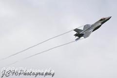f35 rude ram out of RAF lakenheath heading home to the USA (JC96 Photography) Tags: raf lakenheath usaf f35 rude rams heading home aircraft aviation photography canon 7d markii