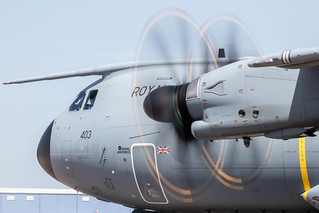 Up Close and Personal A400-M