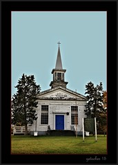 Sashabaw Presbyterian Church (the Gallopping Geezer '4.8' million + views....) Tags: church sashabawpresbyterian presbyterianchurch old historic building structure closed abandoned decay decayed worn faded neglected waterford mi michigan metrodetroit oaklandcounty sashabawroad rural smalltown canon 5d2 geezer