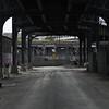 Long Island City, Queens (the known universe) Tags: subway elevatedtrain queens longislandcity lic industrial