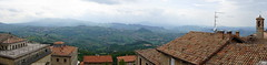 San Marino (Ineke Klaassen) Tags: sony panorama panoramashot landscape landscapes landschappen landschap landschaft sanmarino alpha sonyimages sonyilce6000 ilce natuur nature natur europe europa global 1025fav 15faves 20faves 700views view 800views 50mm 25faves 25favs 2550fav