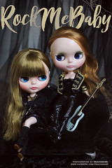 ROCK ME BABY | Neo Blythe Varsity Dean and Hello Harvest