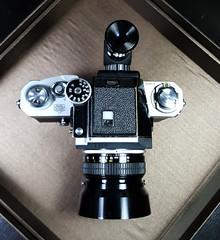 Nikon F Photomic T (orzalana69) Tags: nikon f photomic t finder nikkor lens