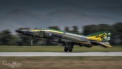 """ 348 Spook "" (simonjohnsonphotography.uk) Tags: larissa phantom spook aviation rf4e jet aircraft hellenicairforce 110cw aviationphotogtaphy greece 348trs greekairforce"