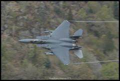 F15 EAGLE (Thomas Winstone) Tags: talyllyn wales unitedkingdom gb canonuk canon 300mm28mk2 canon1dxmark2 3lt 3leggedthing thomaswinstonephotography plane jet machloop usaf lakenheath afb airforcebase f15 eagle low fly lowfly lfa7