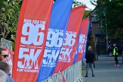 96 signage (James O'Hanlon) Tags: btr runfor96 run for 96 runforthe96 liverpool stanley park 5k race event lfc 2017 stars vip jft96 jft