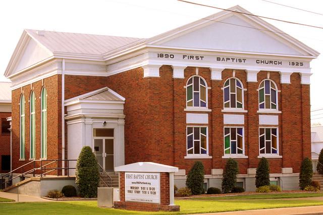First Baptist Church - Portland, TN