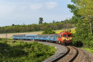 A ritkán Csörgős vonat