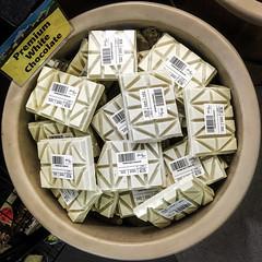 Premium White Chocolate (Timothy Valentine) Tags: 2017 0517 large chocolate squaredcircle tomarket westbridgewater massachusetts unitedstates us