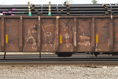 Slim (Psychedelic Wardad) Tags: freight graffiti a2m slim