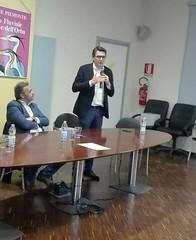 Iniziativa con Matteo Richetti