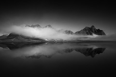 Lost (vulture labs) Tags: photography workshop iceland bw long exposure vestrahorn fine art