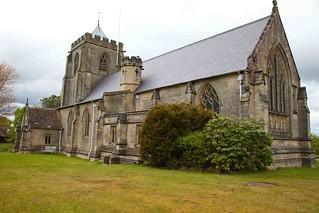 All Saints Church (danehill) sussex