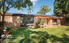 38 Balaka Drive, Carlingford NSW