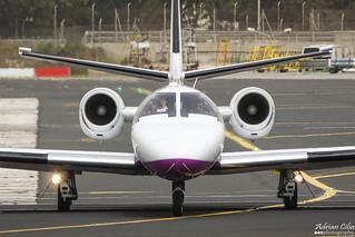Private --- Cessna 550B Citation Bravo --- OE-GPS
