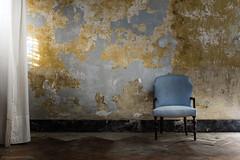 A Special Place (maxmene70) Tags: light urbex decay sun rays dark alone chair sedia luce abbandono muro explorer