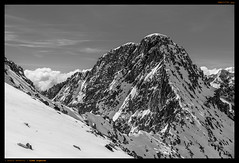 «Cima Zigolòn» (Paolo Bosetti) Tags: alps bw landscape mountain presena simple snow pontedilegno lombardia italy it