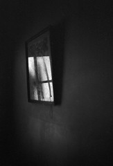 Darkness (RoryO'Bryen) Tags: 9adamsroad number9 9adamsroadcambridge hallway reflection emptiness film 35mm analogue leicamp roryobryen copyrightroryobryen selfdeveloped rodinal twilight