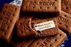 Bourbon Cream (Apionid) Tags: bourboncream biscuit note foodadulteration chocolate werehere hereios nikond7000