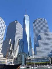 World Trade Center & the Winter Garden Atrium (featfannyc) Tags: newyorkcity nyc september2016 downtownmanhattan worldtradecenter wintergarden