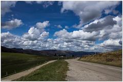 Route des crêtes...et des nuages (jamesreed68) Tags: crêtes nuages route montagne 68 hautrhin france alsace grandest paysage nature forêt ciel champs pré canon eos 600d