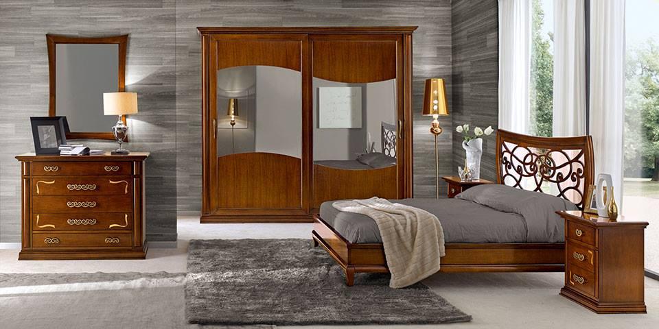 Camere da letto classiche a lecce e provincia foto - Foto camere da letto ...