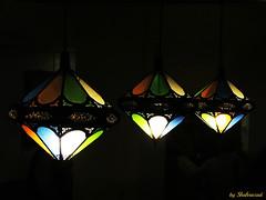Drie op een rij (Shahrazad26) Tags: denieuweregentes lampen lamps denhaag sgravenhage lahaye thehague thenetherlands nederland holland paysbas zuidholland